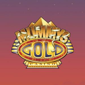 Mummys Gold Online Casino logo