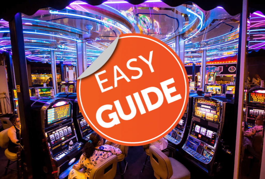 Guide how Handle Progressive Slot Machines
